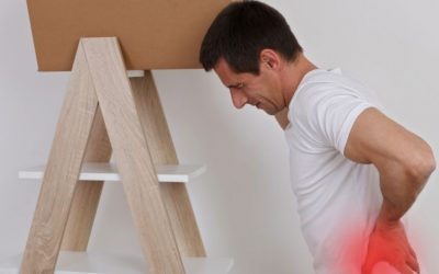 Home projects and back pain