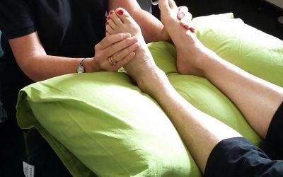 Reflexology and menopause